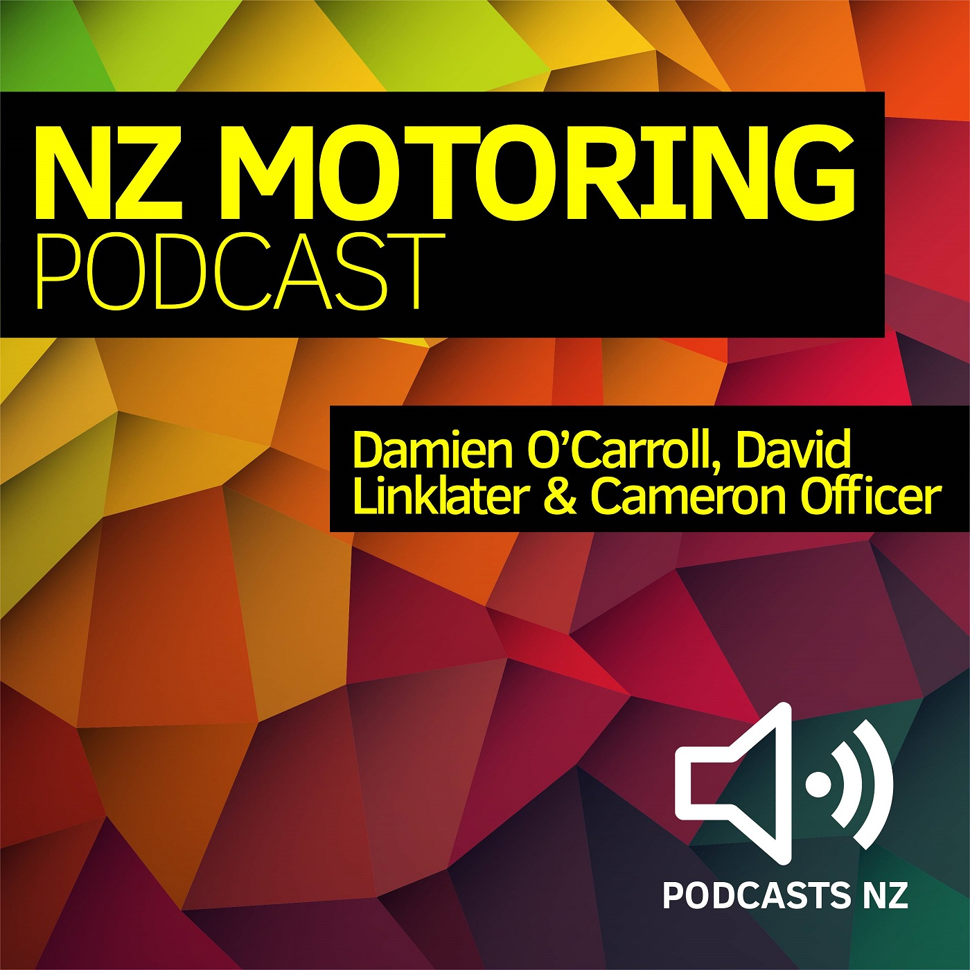 NZ Motoring Podcast